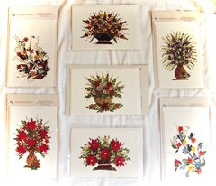 Flower Cards - large