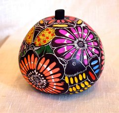 Colorful Gourd Box
