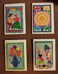 Papel Picado Cards