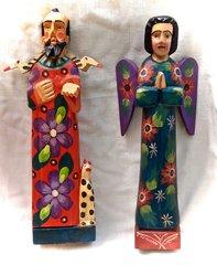 Guatemalan Sculptures