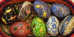 Kashmir eggs