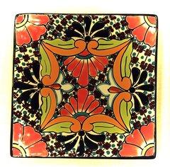 Square Talavera Plate