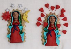 Small Our Lady of Guadelupe Sculptures