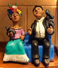 Frida and Diego - SOLD