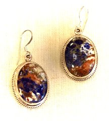 Jasper Earrings - Earth