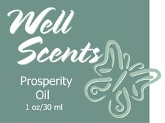 Well Scents Prosperity Oil