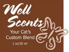 Well Scents Custom Blend for Cats