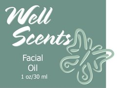 Well Scents Facial Oil
