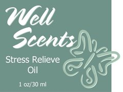 Well Scents Stress Relieve Oil