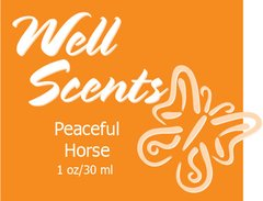 Well Scents Peaceful Horse