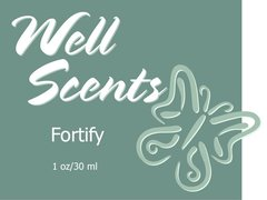 Well Scents Fortify