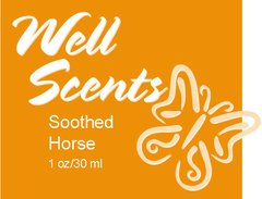 Well Scents Soothed Horse