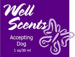 Well Scents Accepting Dog