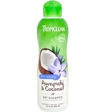 Tropiclean Awaphui & Coconut Whitening Shampoo 355ml