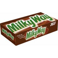 MilkyWay en barras, 36 unidades
