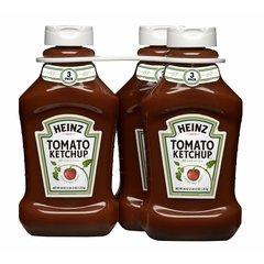 Ketchup Salsa de tomate, paquete de 3 unidades de 1.247 grs. C/U