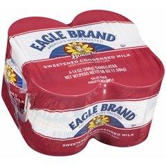 Leche Condensada Edulcorada Eagle Brand, 4 pk./14 oz.