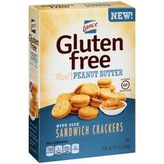 Lance Galletas Gluten free, 5 oz