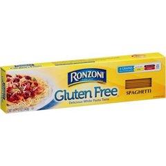 Espagueti Ronzini, Gluten Free, 12 Oz (340 grs)