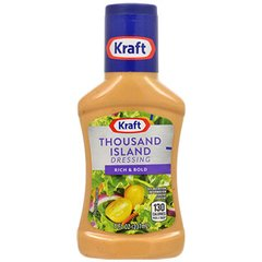 Salsas para ensaladas Kraft (seleccione)