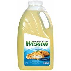 Aceite Vegetal WESSON, 4.73 Litros.
