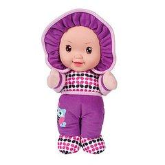 """Sólo Kidz 12 """"Mi primer risa de la muñeca: púrpura traje"""