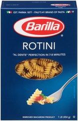 Pasta Corta Rotini