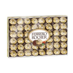 Ferrero Rocher Chocolates de Avellana, 48 unidades.