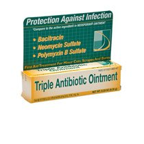 Crema Antibiótica Triple efecto