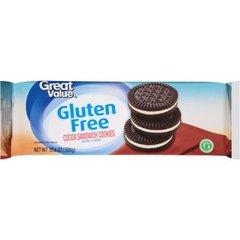 Cocoa Sandwich Cookies GLUTEN FREE