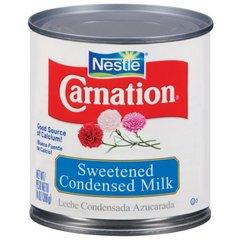 Leche Condensada Azucarada 14 oz. Poder (Carnation o similar)