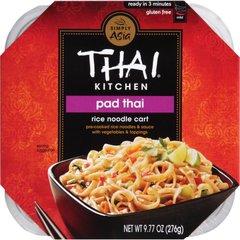 Thai Kitchen Pad Thai fideos de arroz en bandeja, 276,98 Grs