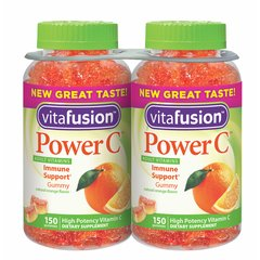 Vitafusion Vitamina Power C Gummy, 2 pk./150 Unid.