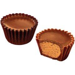 REESES Copas de chocolate relleno de mantequilla de maní, 85.05 grs