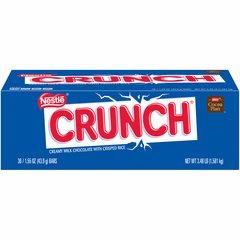 Chocolate CRUNCH de Nestlé, en barras, 36 unidades