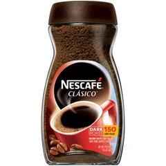 Nescafe Clasico, Café instantáneo 10.5 Oz