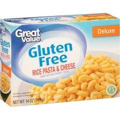 Arroz Pasta y salsa de queso, Gluten Free 14 oz (396.9 grs)