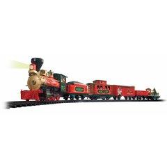 EZ-TEC Polo Norte express Juego de tren de Navidad. (Disponible solo en Diciembre)