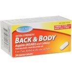 Analgesico para dolor de espalda y cuerpo