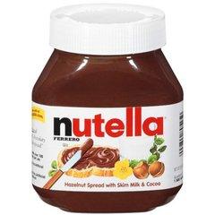 Nutella Jarra de (Seleccione tamaño)