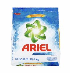 Detergente Lava ropa Ariel 4kgs