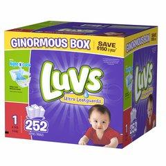 Cajas de Pañales LUVs (seleccione el tipo de envio de 31 a 40 productos)