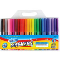 24 count Colored Magic Markers