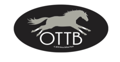 Laptop, Cell Phone & Helmet Sticker: OTTB - Item # HS OTTB
