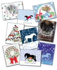 31 Christmas Card Retailer Pack - One of each style of 31 Christmas Cards - Item # RP-X All Pack