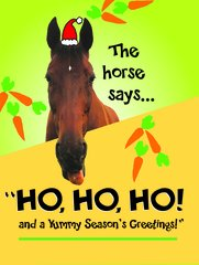 BOXED Christmas Cards: Ho, Ho, Ho! - Item # BX Ho Ho