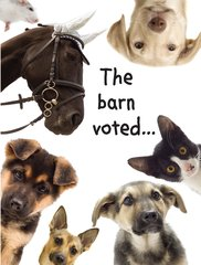 Birthday Card: The Barn Voted Item# Barn Voted