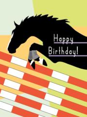 Birthday Card: Happy Birthday! - Item # GC Jumper