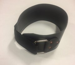 Gallia Fitness Quick Release Leather Lifting Belt