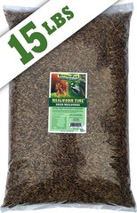 Mealworm Time® Dried Mealworms - (15 lb)
